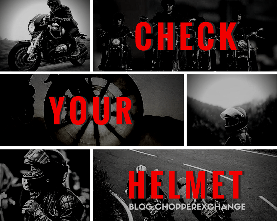 Check Your Helmet Month