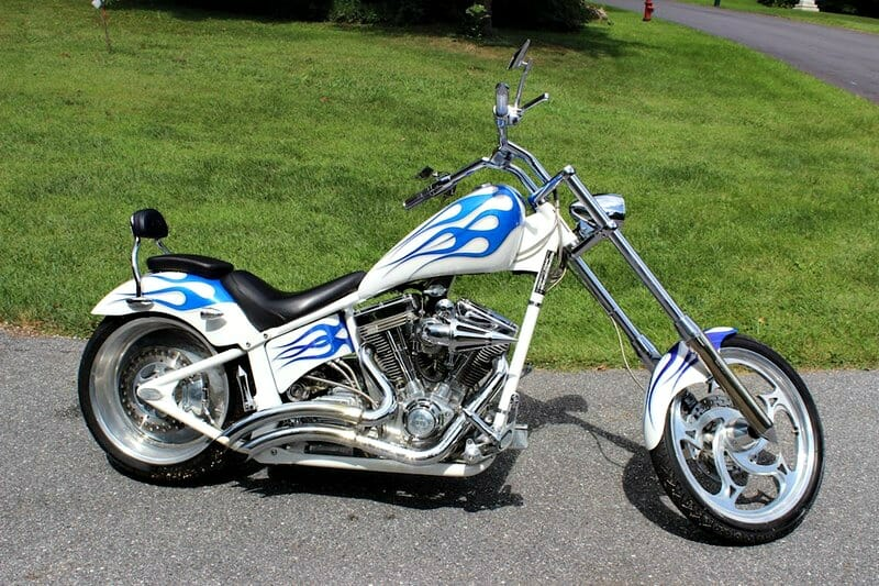 2004 American IronHorse Legend