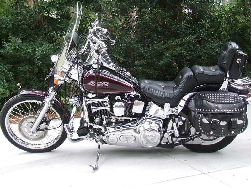 1994 Harley-Davidson FXSTC Softail Custom