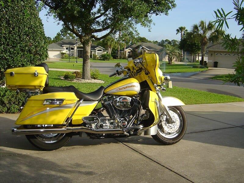 2005 Harley-Davidson FLHTCSE2 Screamin' Eagle Electra Glide 2