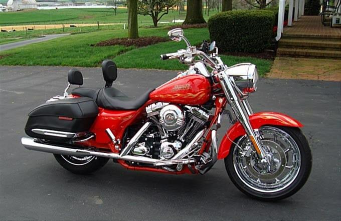 2007 Harley-Davidson FLHRSE3 Screamin' Eagle Road King