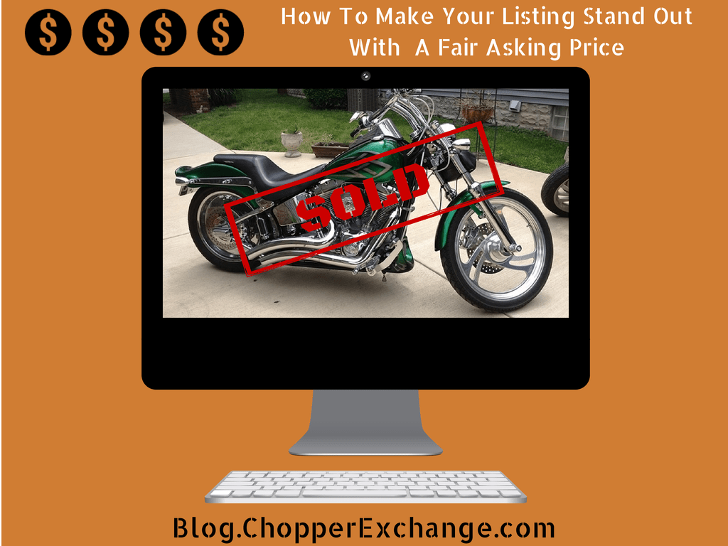 How To Set A Fair Asking Price For Your Motorcycle | Blog.ChopperExchange.com