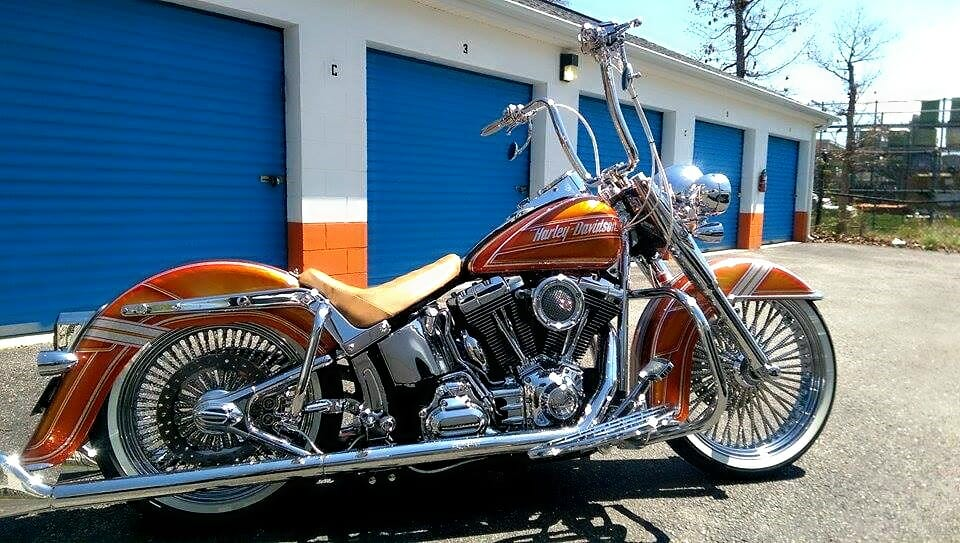 Heritage Softail Harley Davidson For Sale