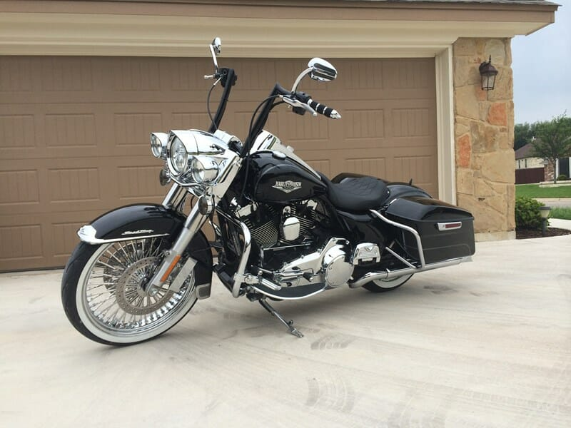 2014 Harley-Davidson® FLHR Road King®