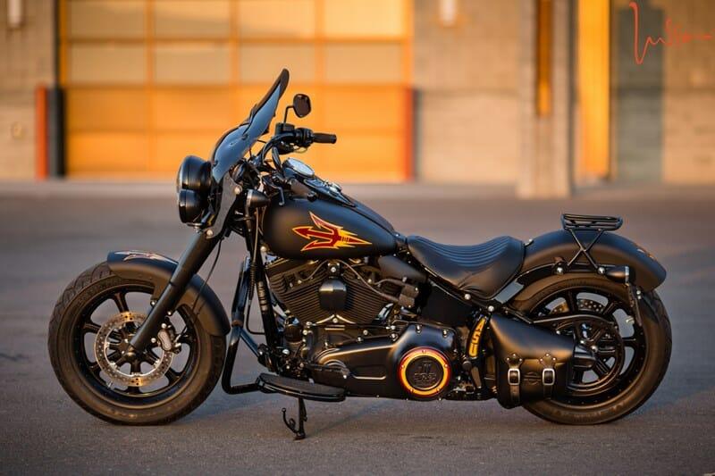 2013 Harley-Davidson® FLS Softail® Slim