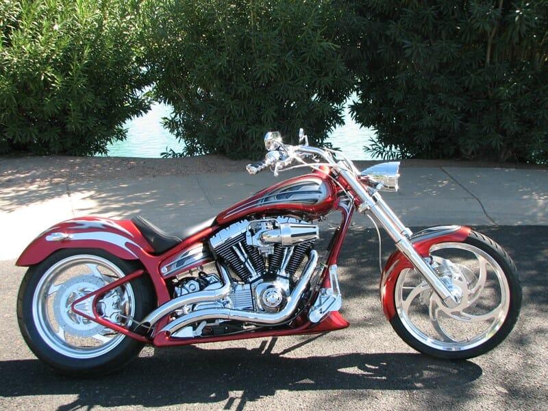 2003 Harley-Davidson® Custom