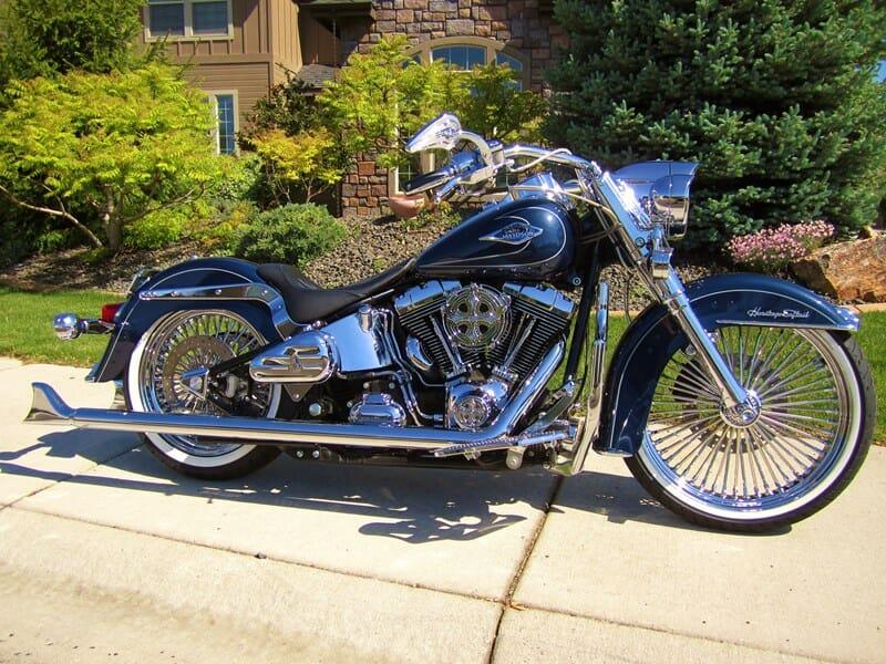 2007 Harley-Davidson® FLSTC Heritage Softail® Classic