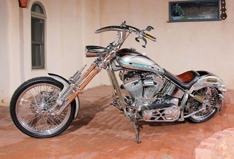 2006 Harley-Davidson® Custom