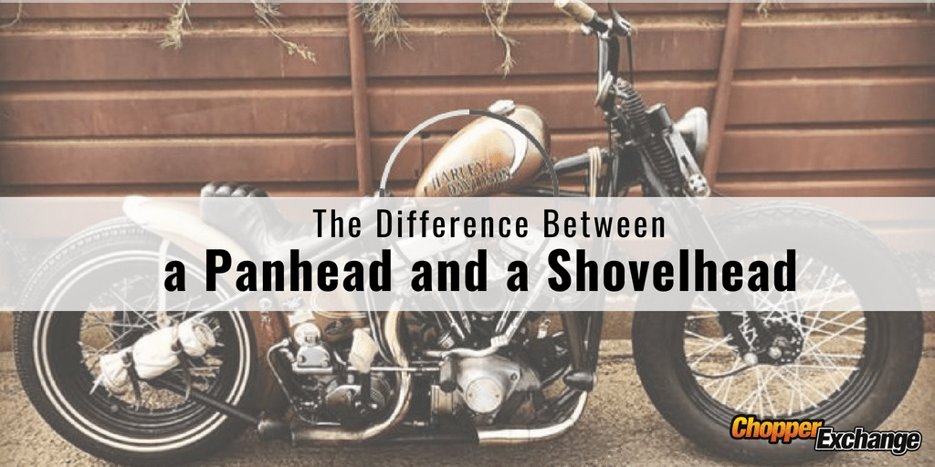 The Difference Between a Panhead and a Shovelhead